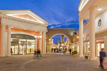 Tour di shopping al Castel Romano Designer Outlet
