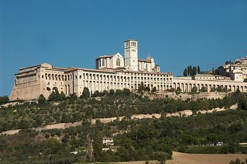 Visite privée d'une journée: excursion à Assise et Orvieto au départ...