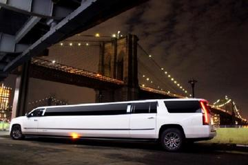 Private NYC Lights Tour by Limo or...