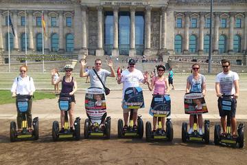 Tur med ståhjuling (segway) med liten gruppe i Berlin