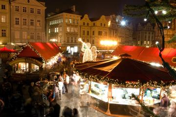 Prague Christmas Walking Tour...