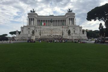 Rome in Total Freedom Shore Excursion from Civitavecchia Port