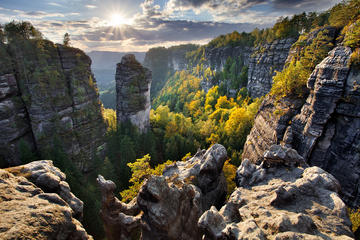 Prague Small-Group Day Trip: Elbe Sandstones Natural Reservation...