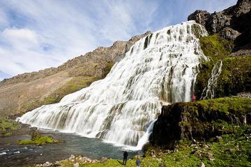 Isafjordur Shore Excursion: Dynjandi Waterfall Tour