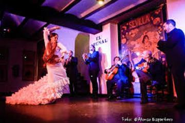 Tablao Flamenco el Arenal Admission Ticket