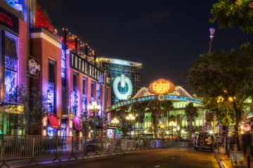 San Diego Gaslamp Quarter Walking Tour