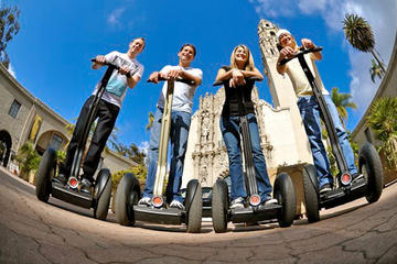 Visite en Segway du parc de Balboa