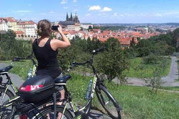E-Bike 3-hour Prague Parks Tour