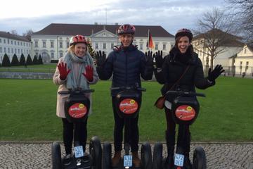 Excursão de Segway para grupos pequenos pela cidade de Berlim