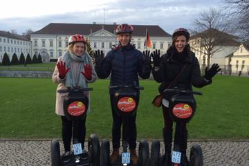 Tour di Berlino per piccoli gruppi in Segway