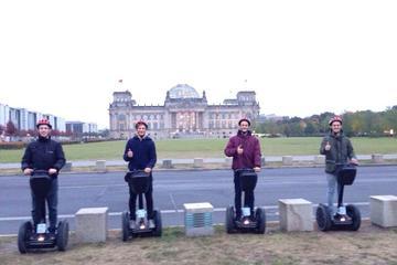 Tour privato della città di Berlino in Segway