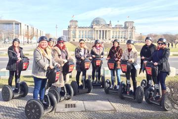 Visite de la ville de Berlin en Segway