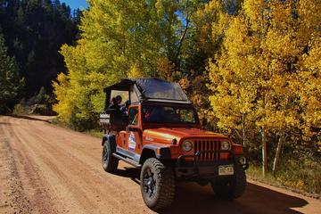 Fall Foliage Jeep Tour
