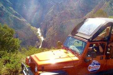 Royal Gorge Loop Full Day Jeep Tour