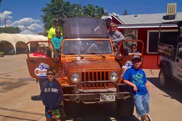 Royal Gorge Jeep Tour from Canon City