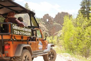 The Gold Belt Jeep Tour