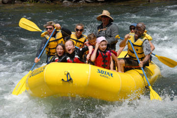 Book Full-Day Whitewater Rafting on the South Fork American River on Viator