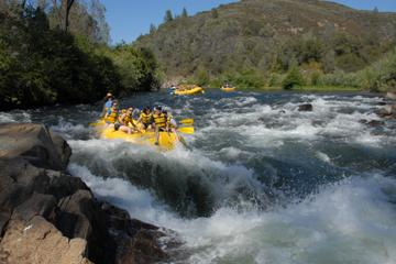 Book Half-Day Whitewater Rafting on the South Fork American River on Viator