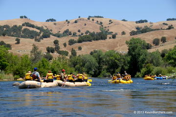 Book Two-Day Whitewater Rafting trip on the South Fork American River on Viator