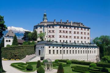 Eintrittskarte zum Schloss Ambras in Innsbruck