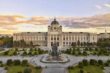 Entrada al Museo Kunsthistorisches de Viena