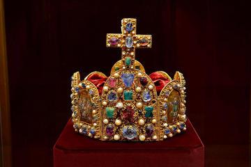 Ingresso de entrada para o Tesouro Imperial de Viena