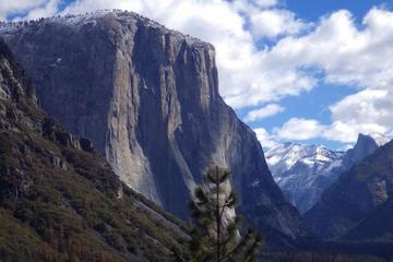 Yosemite Valley Tour from Sacramento