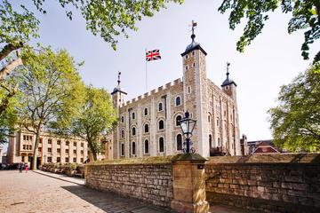 Tour a piedi della Torre di Londra e Tower Bridge