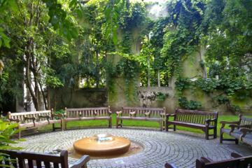 Sacred Secret Sanctuary Gardens And Ruins Of London