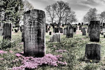 Halloween Historic Cemetery Tour