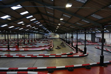 Go Karting indoor em Londres