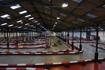 Indoor Go Karting in Londen