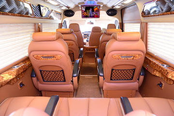 Afternoon Limousine D Car 8 Seat Transfer To Hanoi Airport Depart From Sapa