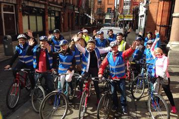 Excursão de bicicleta pelos destaques da cidade de Dublin
