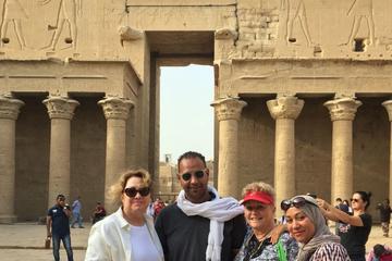 Seiling Nilen cruise fra Aswan for 7...