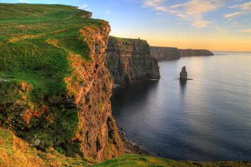 Cliffs of Moher, Burren, Dunguaire...