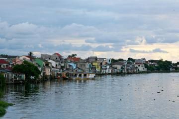 Sunset on Perfume River and Ancient Hue City Tour by Bike