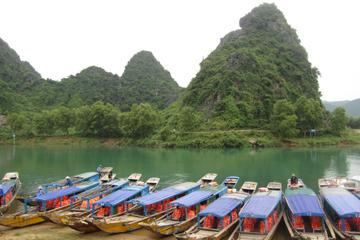 Visit Phong Nha Caves Tour from Hue