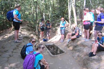 Small-Group Half-Day Cu Chi Tunnels...