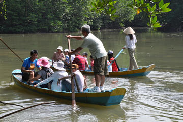 Small-Group Monkey Island Day Tour from Ho Chi Minh City