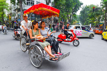 Hanoi Cyclo and Walking Small Group...