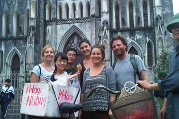 Old Quarter Street Food Walking tour from Hanoi