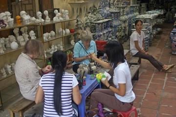 Private Half-Day Tour: Bat Trang Pottery Village