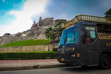 Bus Barco Pirata Sightseeing tour for...