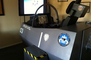 Day Trip F-16 Fighter Jet Simulator Experience near Clearwater, Florida
