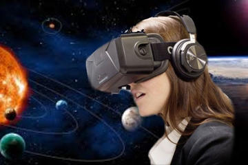 Book Journey through Space Simulator Experience on Viator