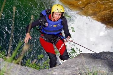 Extrem-Canyoning auf dem Cetina ab Split