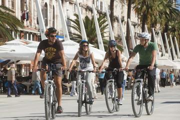Promenade à vélo dans Split