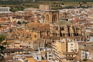 3,5-stündige private Stadtbesichtigung in Granada