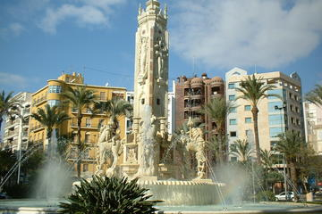 Alicante Private Half Day Tour